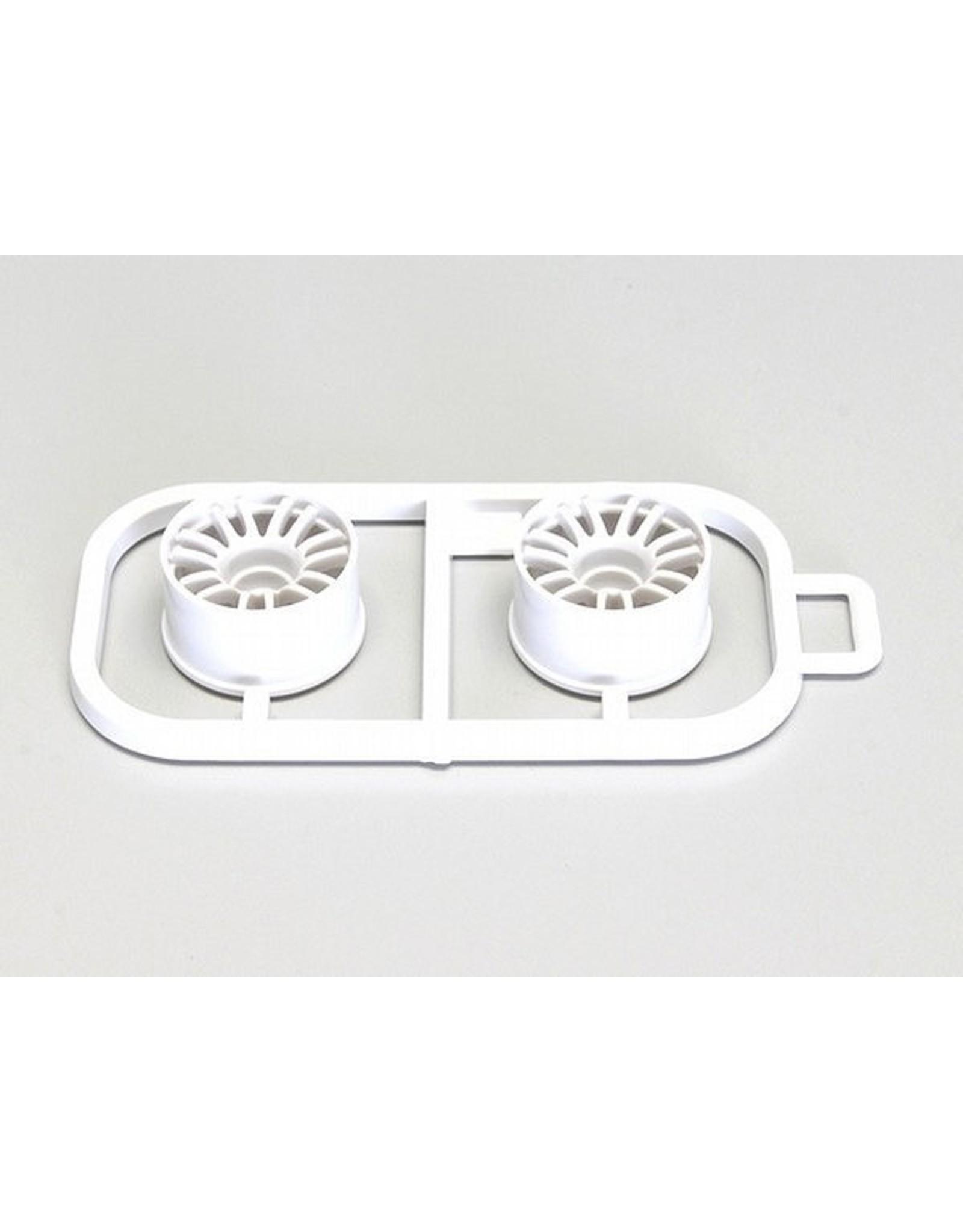 Kyosho Multi Wheel II W/Offset 1 (White/RE30/2pcs) (MZH131W-W1)