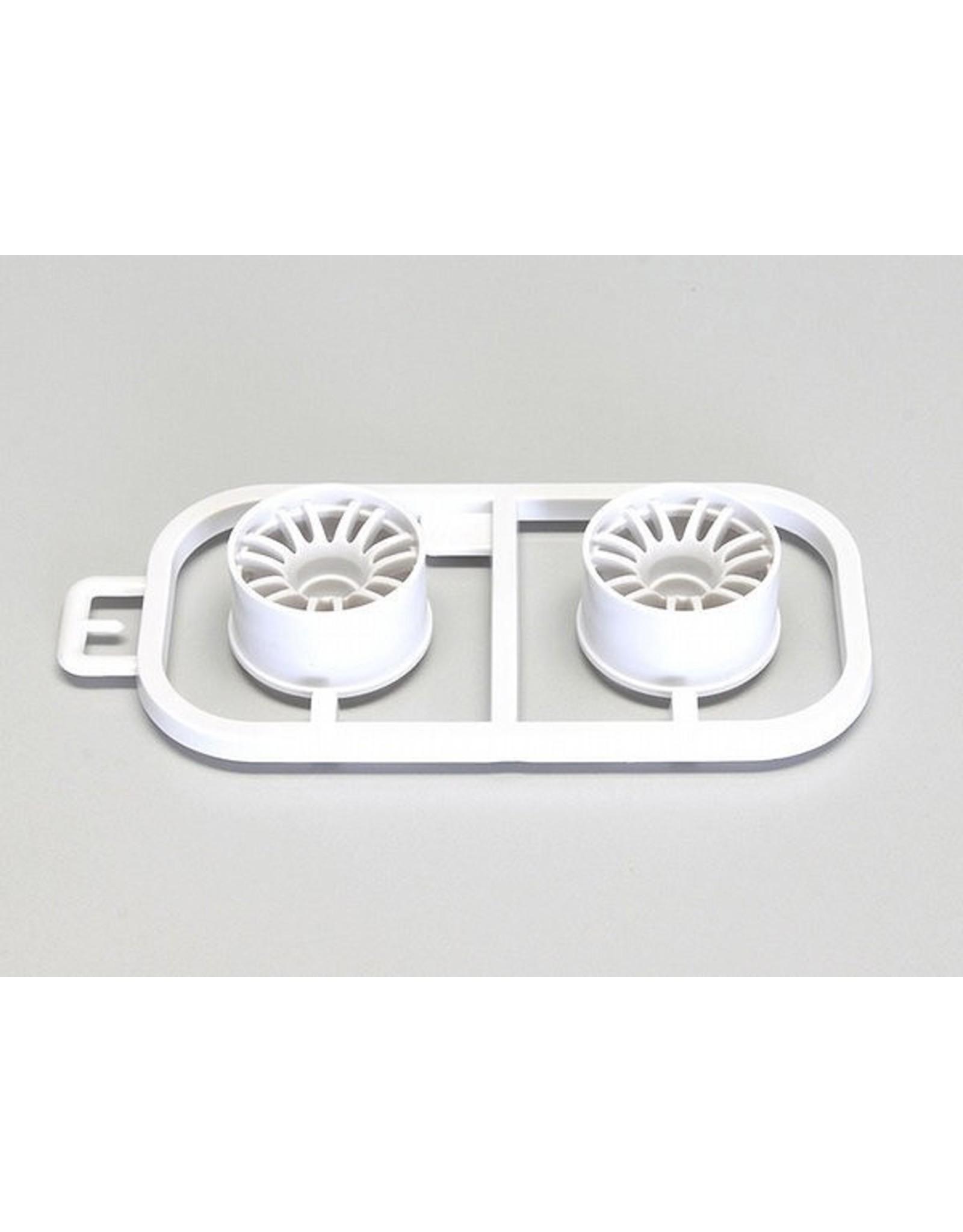 Kyosho Multi Wheel II W/Offset 2 (White/RE30/2pcs) (MZH131W-W2)