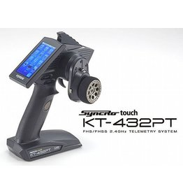 Kyosho Syncro Touch KT-432PT Transmitter (No Receiver)(82136B)