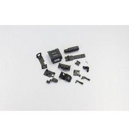 Kyosho Small Parts Set (AWD/Black)  (MD003BK)