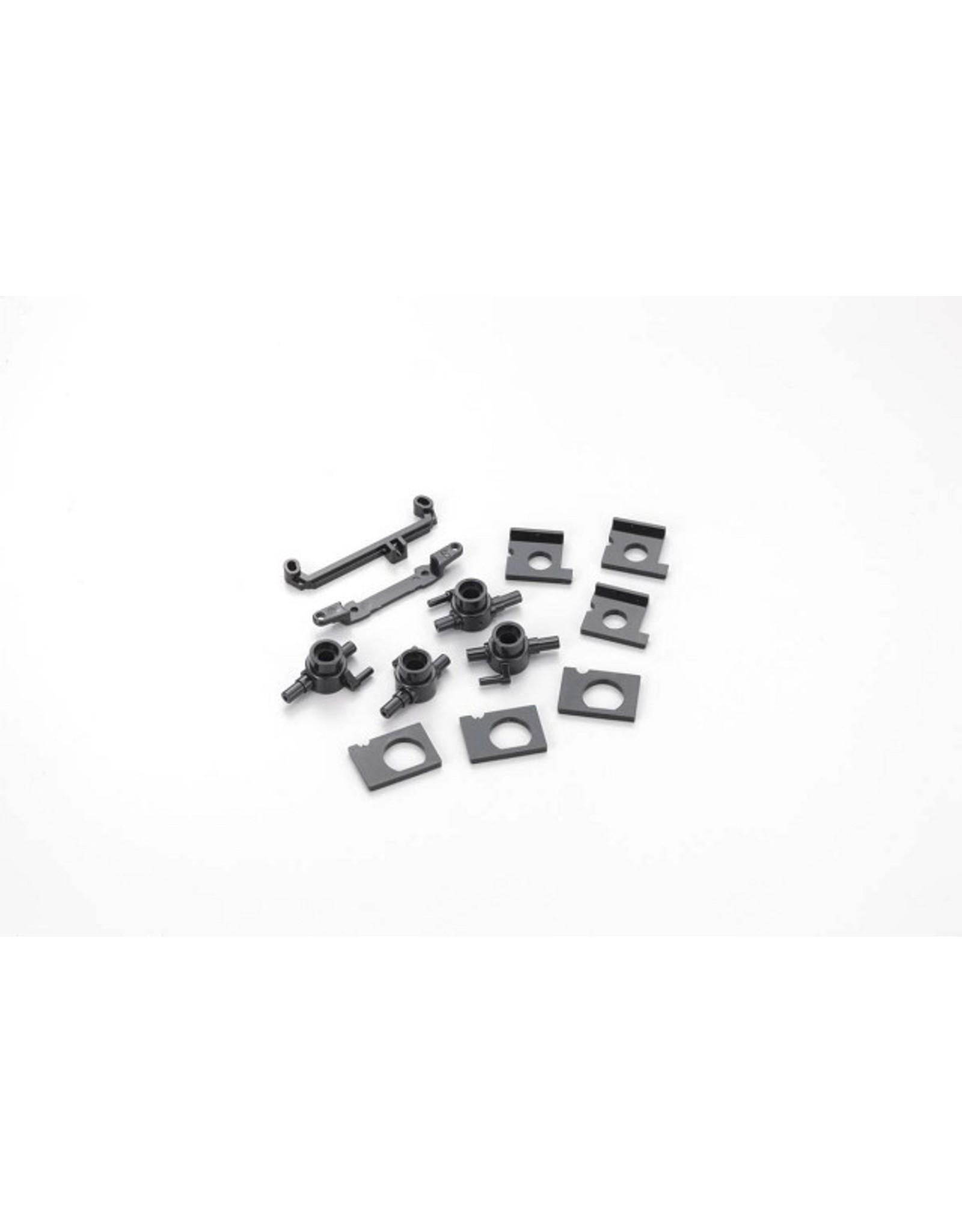 Kyosho Knuckle & Motor Holder Set (AWD)  (MD004)