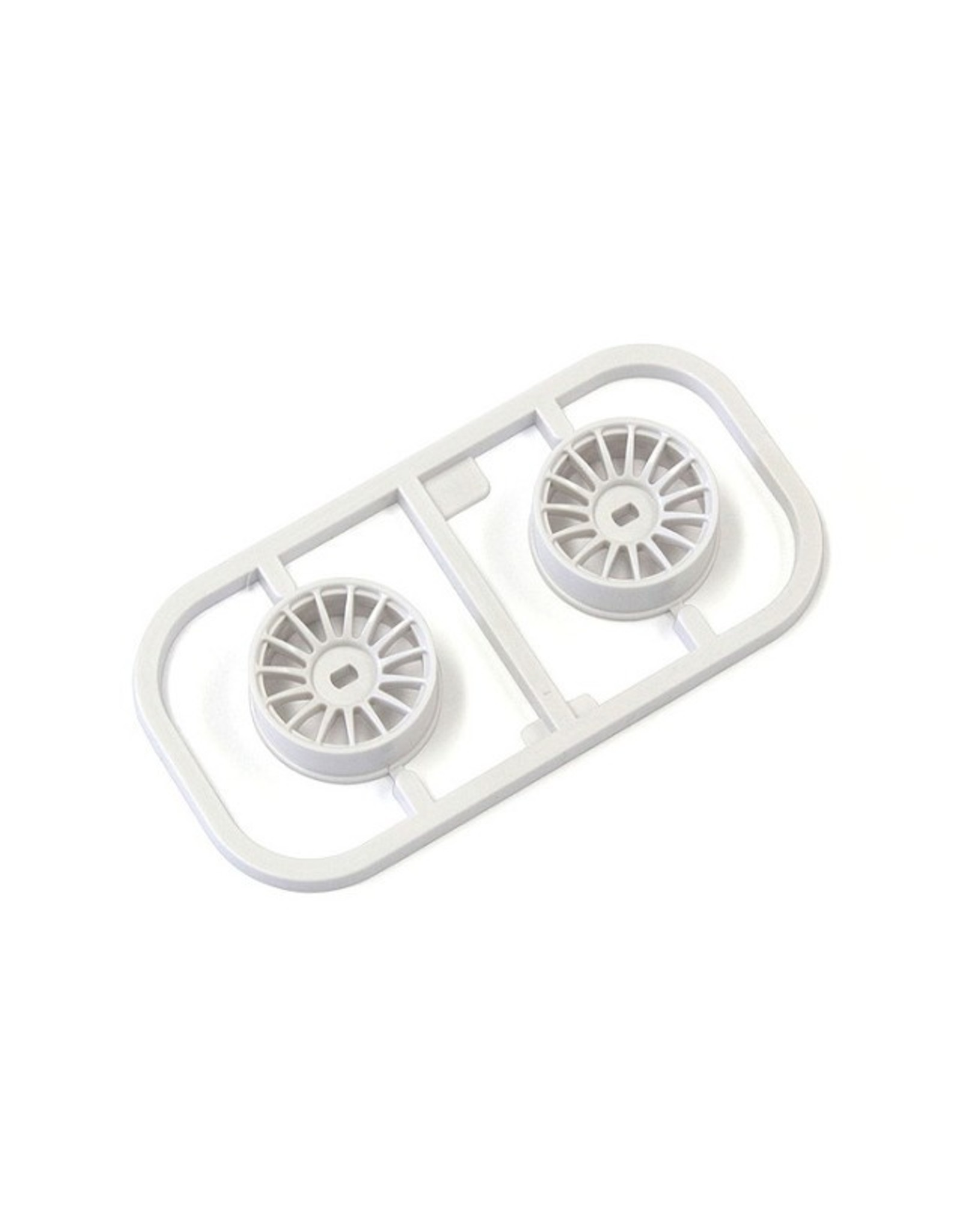 Kyosho Multi Wheel N/Offset 1.5 (White/AWD/2pcs.) (MDH100W-N15)
