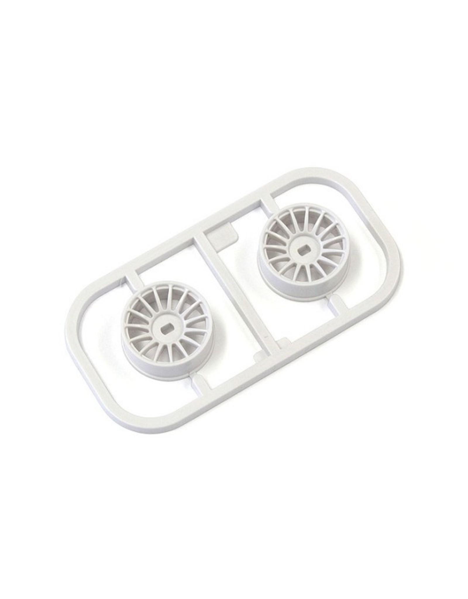 Kyosho Multi Wheel N/Offset 1.5 (White/AWD/2pcs.) (MDH100W-N15)