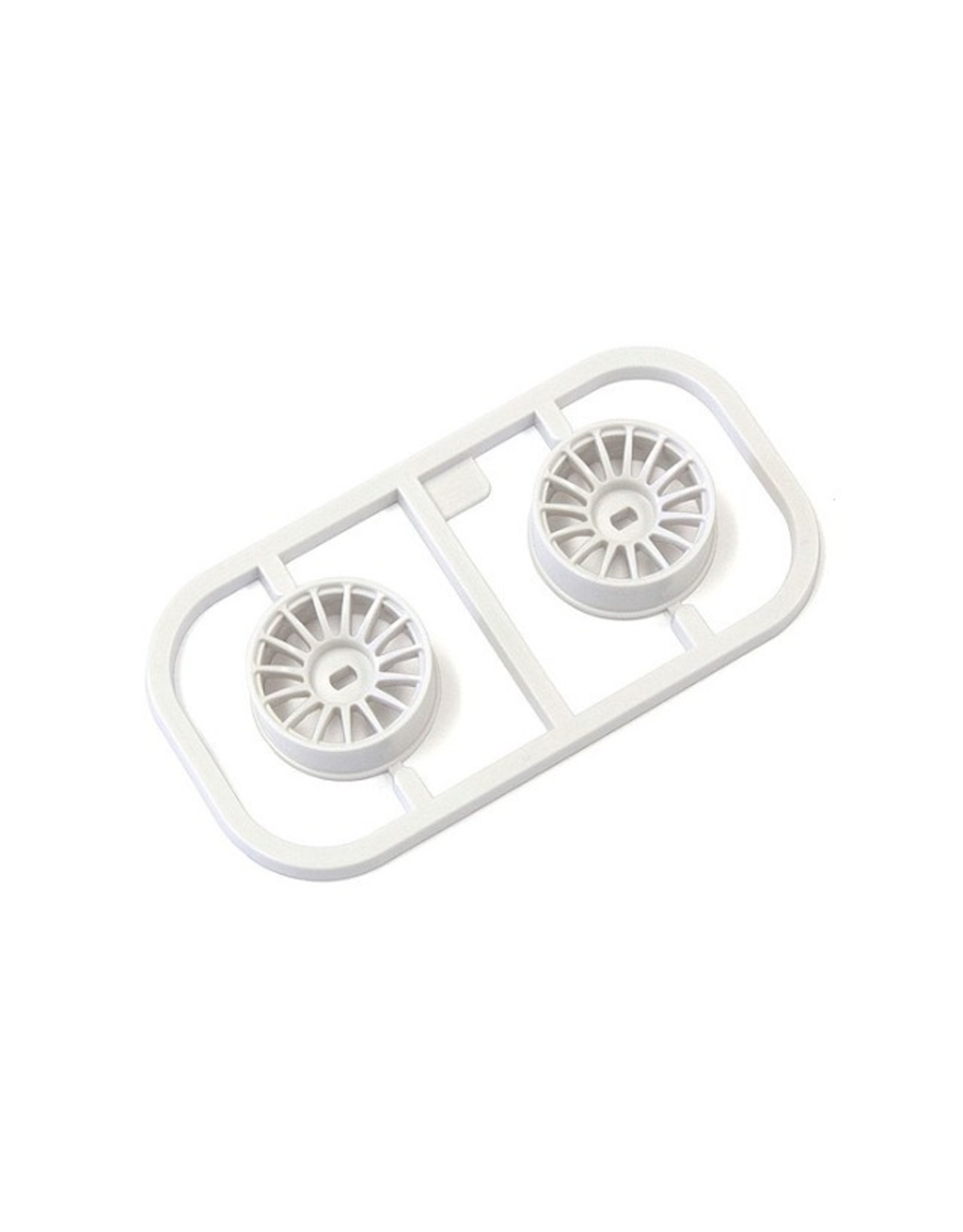 Kyosho Multi Wheel N/Offset 2.5 (White/AWD/2pcs.) (MDH100W-N25)