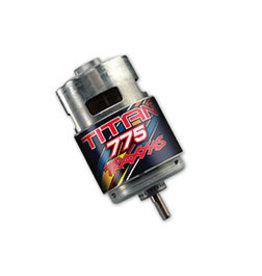 Traxxas Motor, Titan 775 (10-turn/16.8 volts) (1)