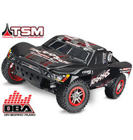 Traxxas Slash 4X4: 1/10 Scale 4WD Electric Short Course Truck with TQi Traxxas Link Enabled 2.4GHz Radio System, On-Board Audio, & Traxxas Stability Management (TSM)(68086-24)