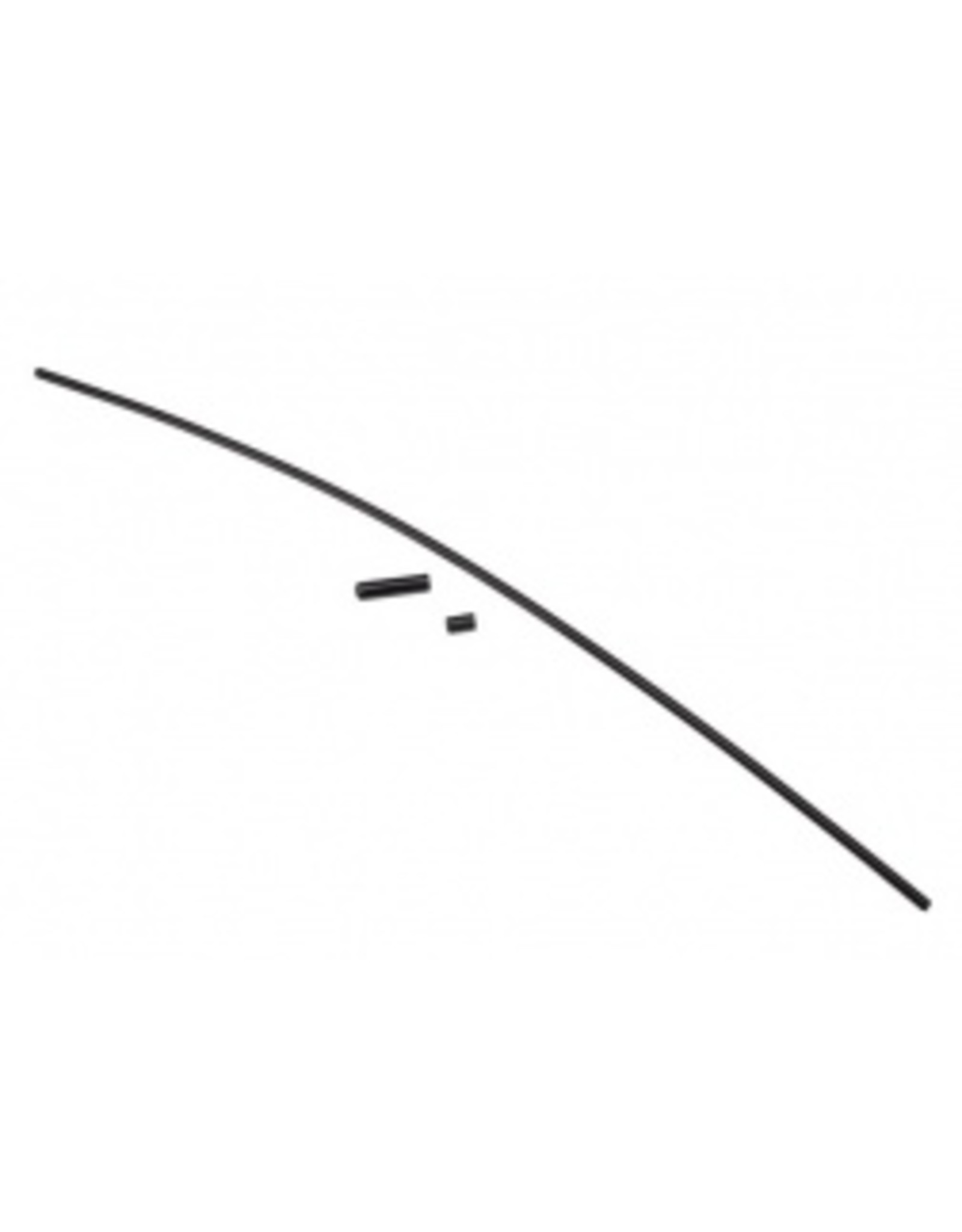Traxxas Antenna,Tube: Black  (TRA1726A)