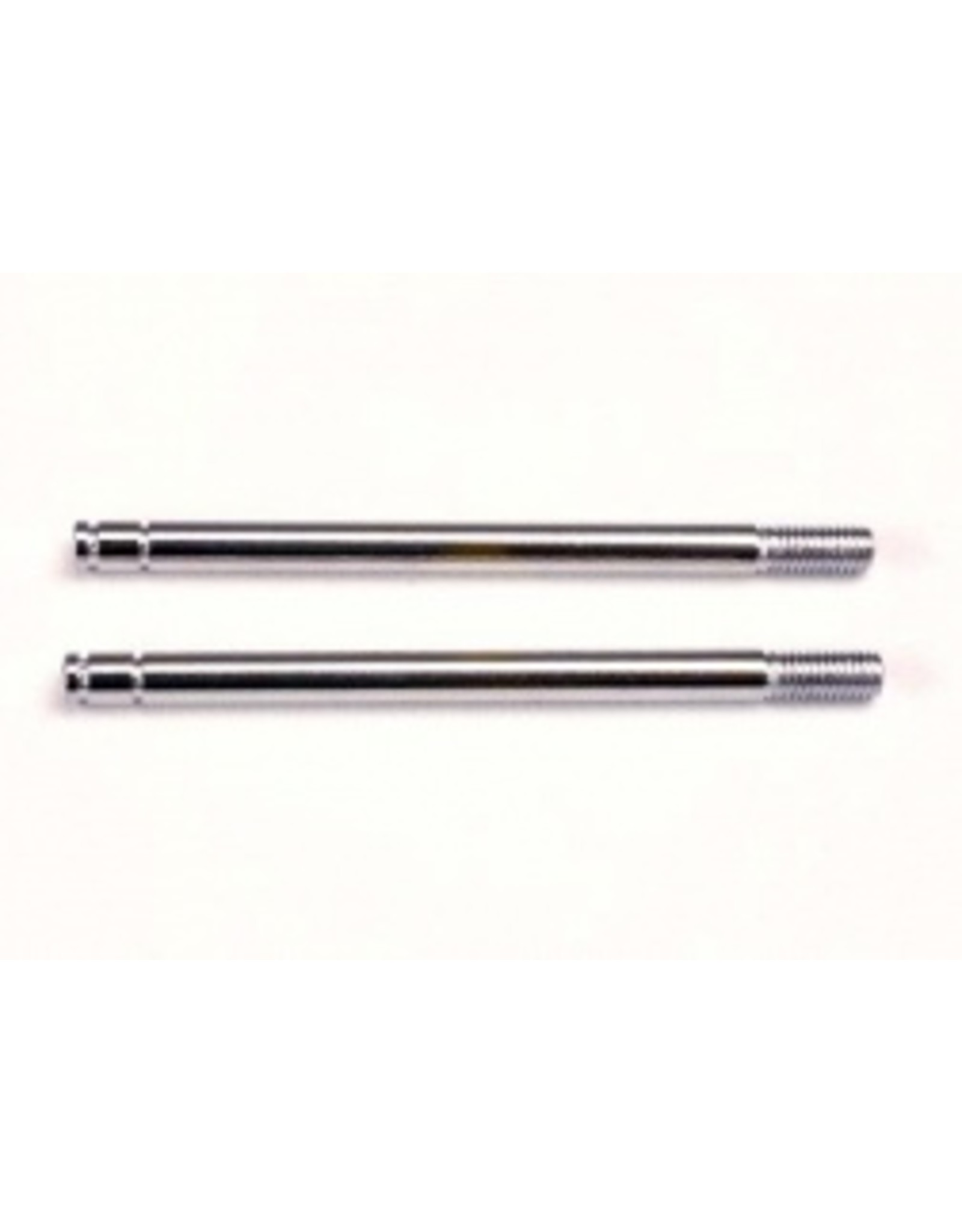 Traxxas CHROME SHOCK RODS (L) (2)  (TRA1664)