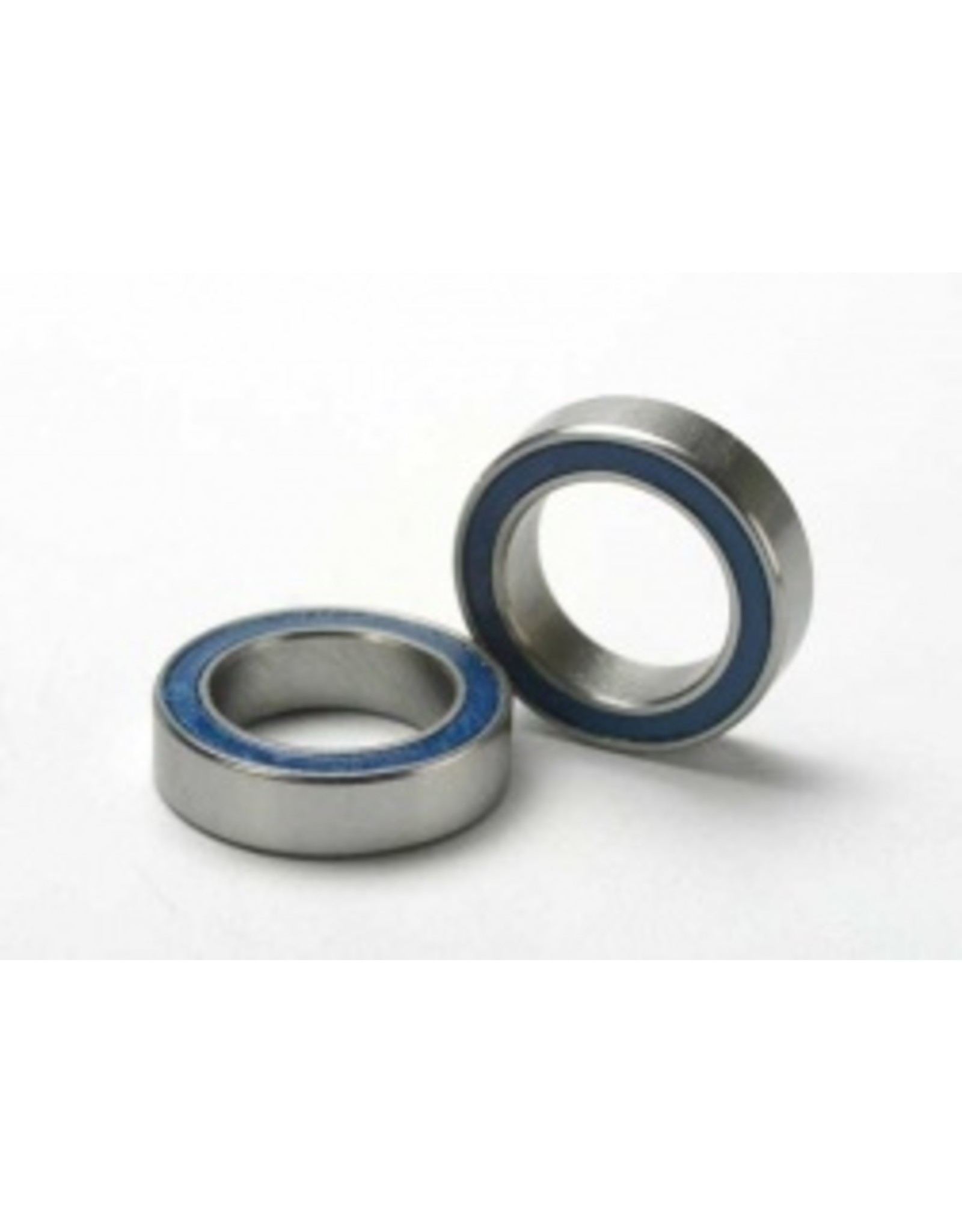 Traxxas Ball Bearings, Blue Rubber Sealed, 10 x 15 x 4mm (2)  (TRA5119)