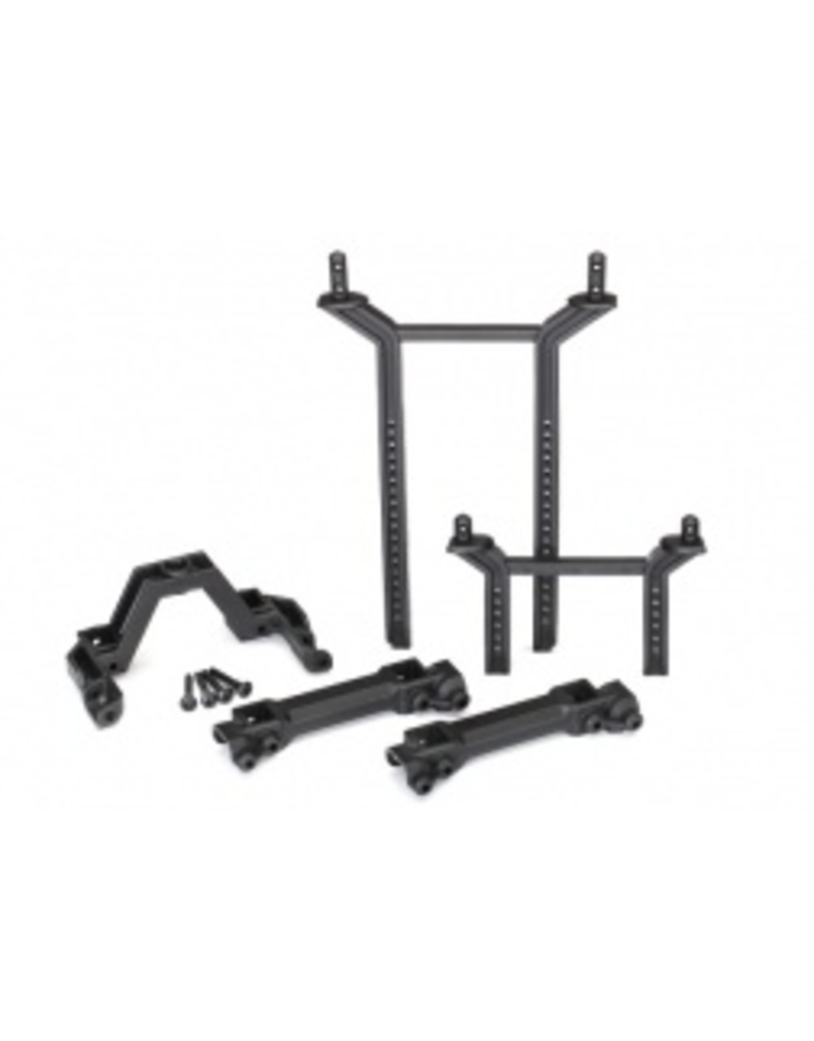 Traxxas Body mounts & posts, front & rear (complete set) / TRX-4  (TRA8215)