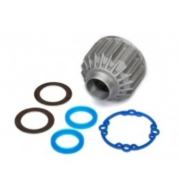 Traxxas Carrier, differential (aluminum) (requires #7783X spider gear shaft)(TRA7781X)