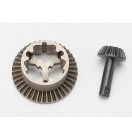 Traxxas Ring gear, differential/ pinion gear, differential  (TRA7079)