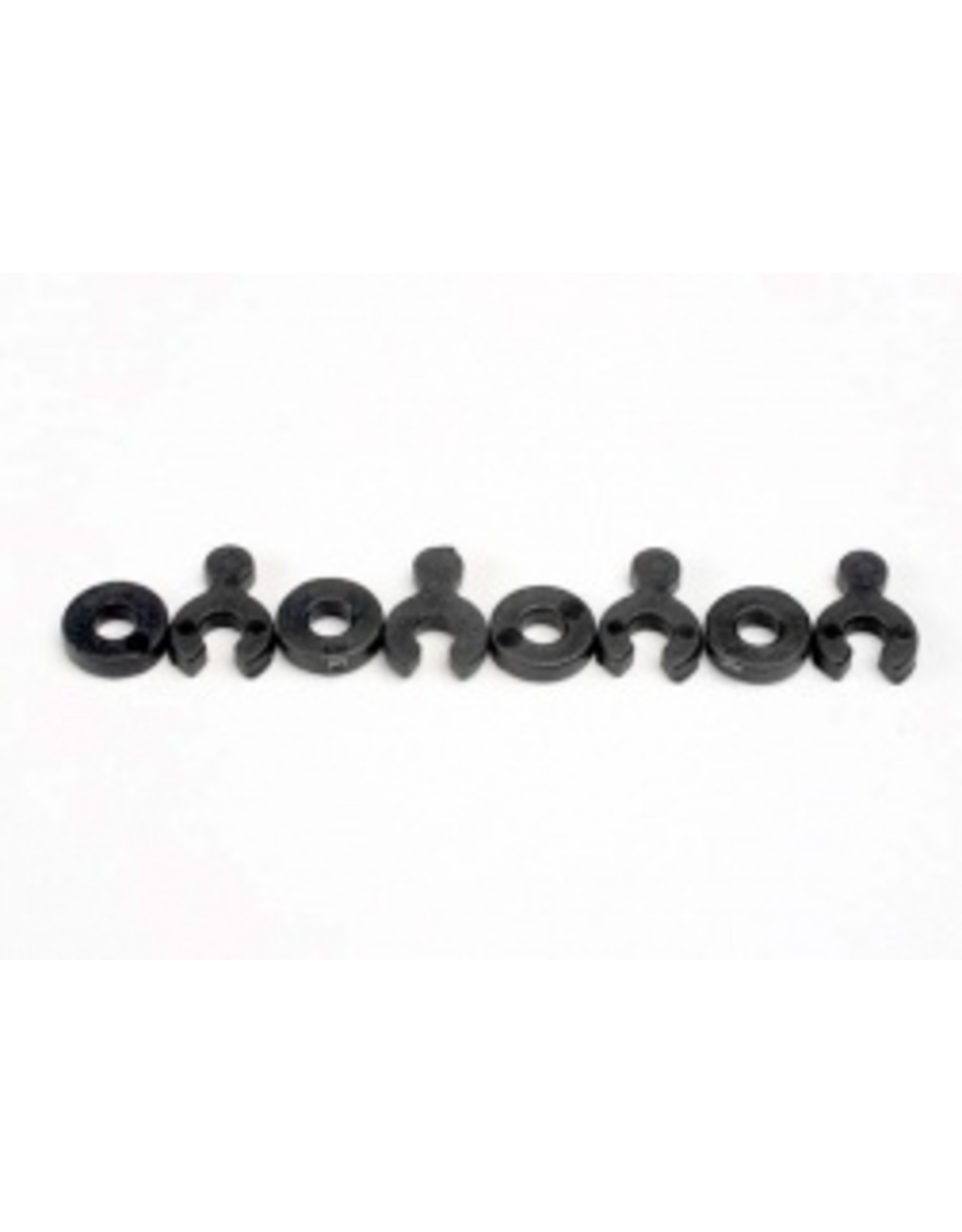 Traxxas Caster spacers (4)/ shims (4) (TRA5134)