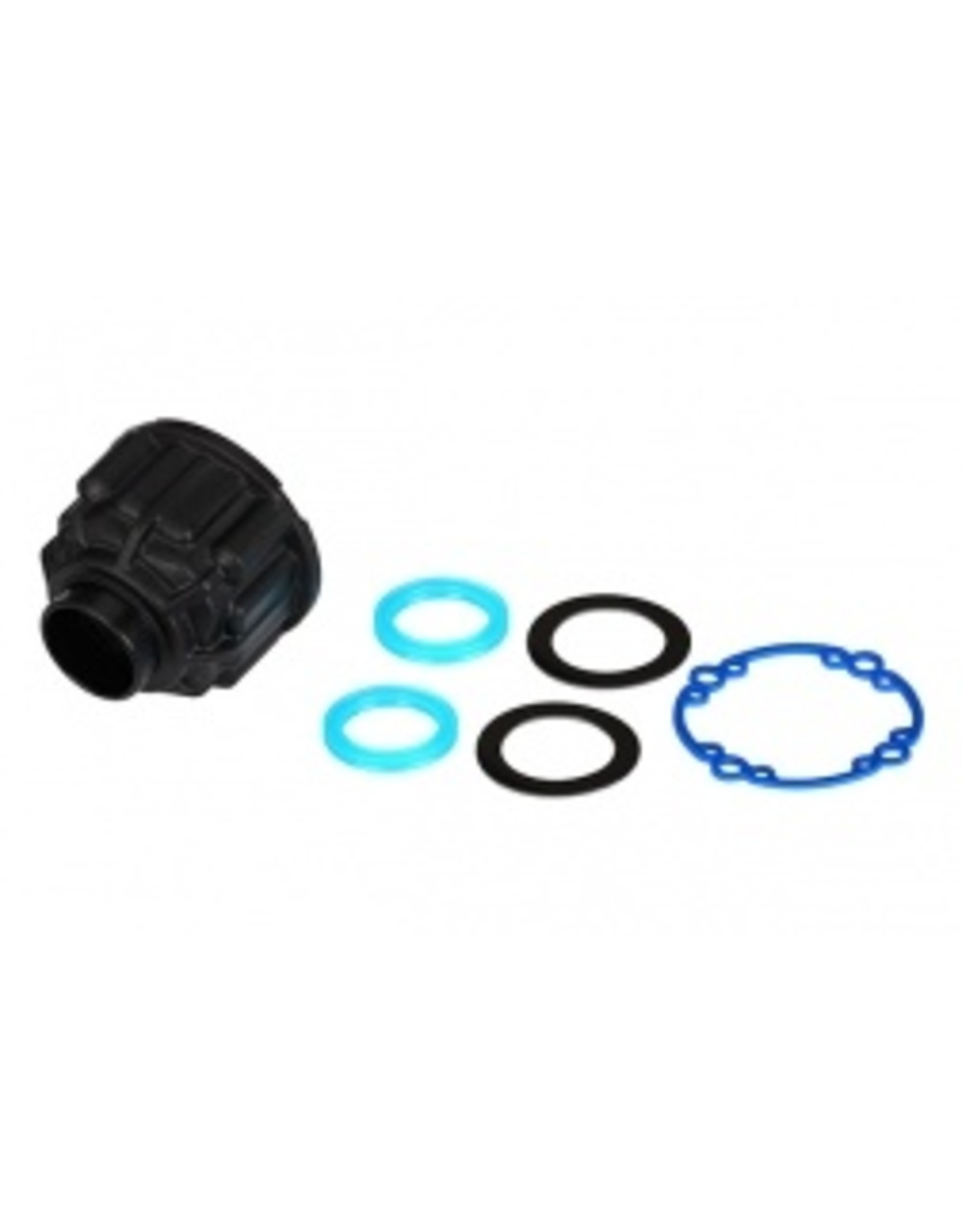 Traxxas Carrier, differential/ x-ring gaskets (2)/ ring gear gasket/ 6x10x0.5 TW (7781)