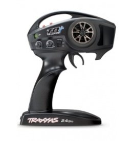 Traxxas Transmitter TQi Traxxas Link enabled 2.4GHz high output, 2-chanl (transmitter only) (6528)