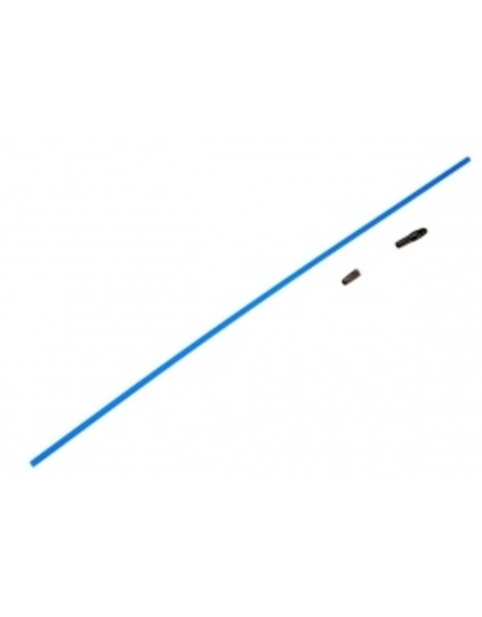 Traxxas Antenna,Tube: Blue  (TRA1726)