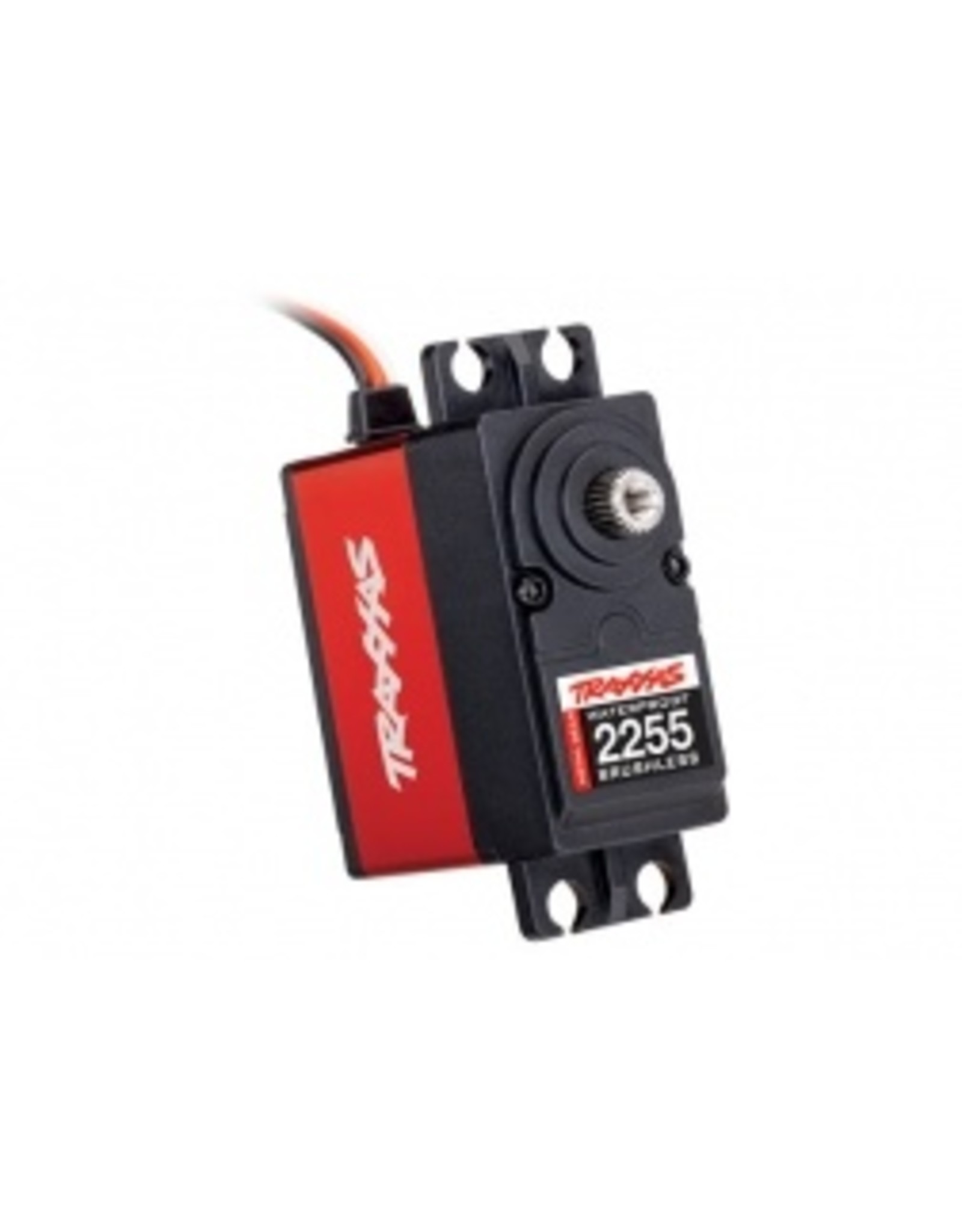 Traxxas Servo, digital high-torque 400 brushless, metal gear (ball bearing), waterproof (TRA2255)
