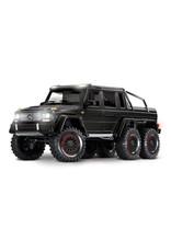 Traxxas 1/10 TRX-6 Mercedes Benz AMG 6X6 (BLACK): No Battery, No Charger
