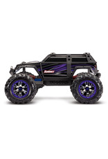 Traxxas 1/10 Summit 4WD Monster Truck (PURPLE): No Battery, No Charger