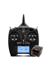 Spektrum DX6e 6-Channel DSMX Transmitter with AR620 (SPM6655)