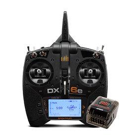 Spektrum DX6e 6-Channel DSMX Transmitter with AR620 (SPM6655)
