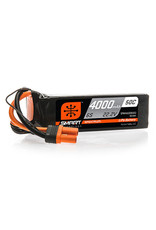 Spektrum 4000mAh 6S 22.2V 50C Smart LiPo Battery; IC5 (SPMX40006S50)