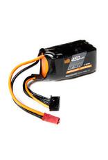 Spektrum 450mAh 4S 14.8V 50C LiPo Battery; JST (SPMX4504S50)