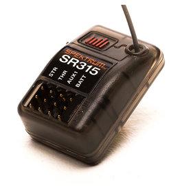 Spektrum SR315 DSMR 3 CH Receiver  (SPMSR315)