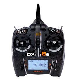 Spektrum DX8e 8-Channel Transmitter Only (SPMR8105)