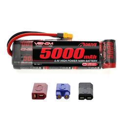 Venom Power DRIVE 8.4V 5000mAh NiMH Flat Pack : UNI 2.0 Plug  (VNR1527-7)