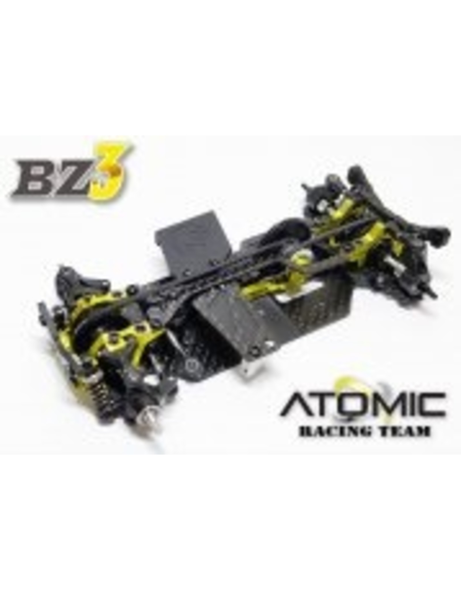 Atomic BZ3 Chassis Kit (No ESC/Servo/Motor) (BZ3-KIT)