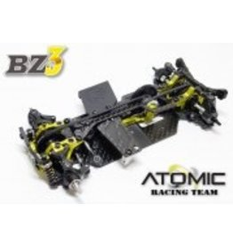 Atomic BZ3 Chassis Kit (No ESC/Servo/Motor) (BZ3-KIT)