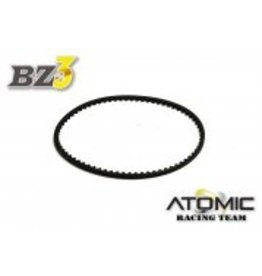 Atomic BZ3 MID 71T BELT (STOCK 27T DIFF PULLEY) (BZ3-UP06P2)