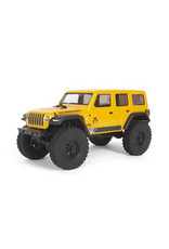 Axial AXIAL SCX24 2019 Jeep Wrangler 1/24 4WD-RTR YELLOW (AXI00002T2)