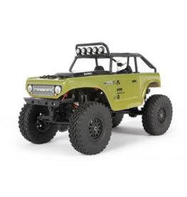 Axial Axial SCX24 Deadbolt 1/24th Scale Elec 4WD - RTR, Green (AXI90081T2)
