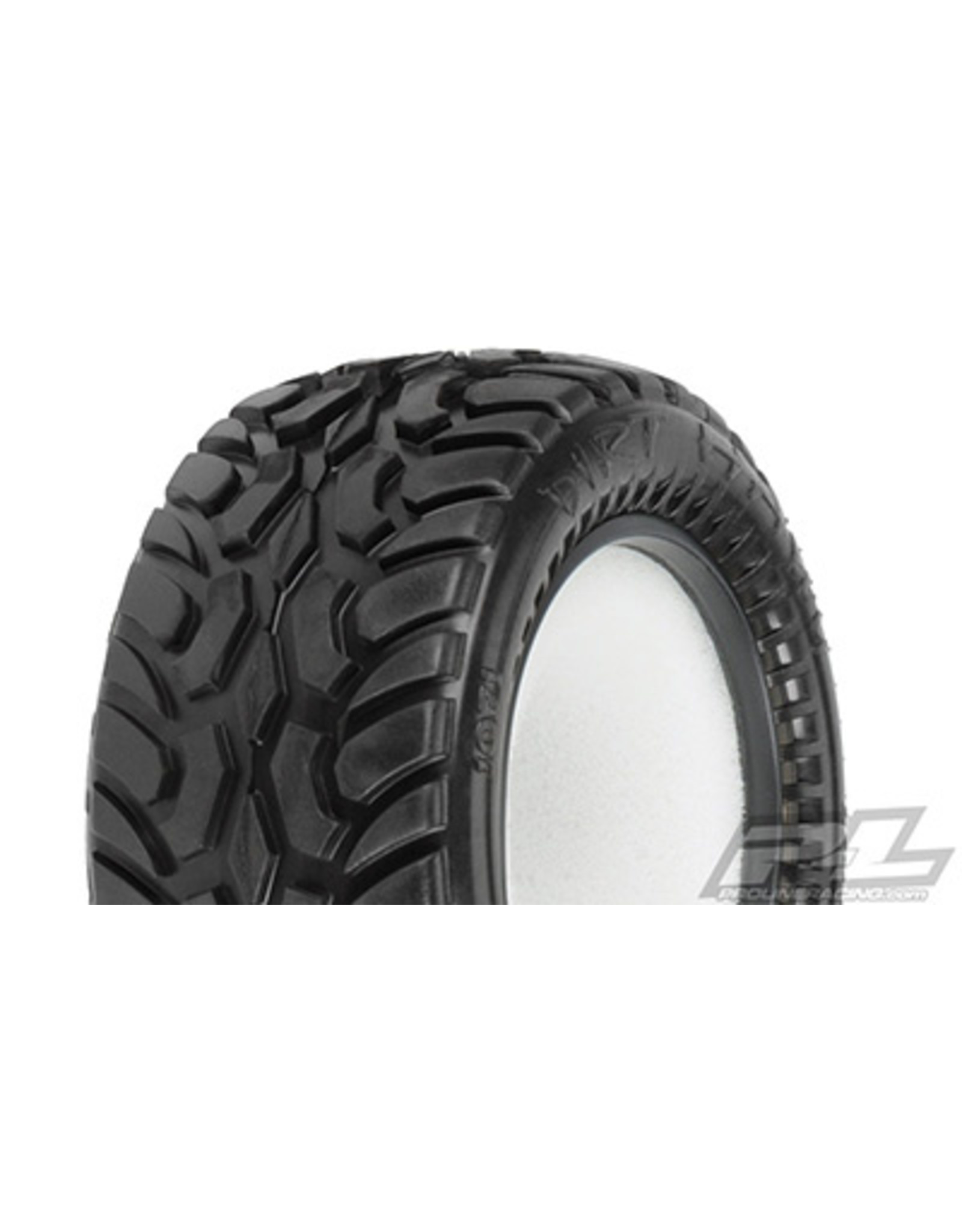 """Pro-Line Racing Dirt Hawg I 2.2"""" M2 All Terrain Buggy Rear Tires (PRO107100)"""