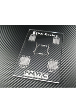 PN Racing PN Racing PN Racing Mini-Z MR02/MR03 V3 Setup Board (700659)