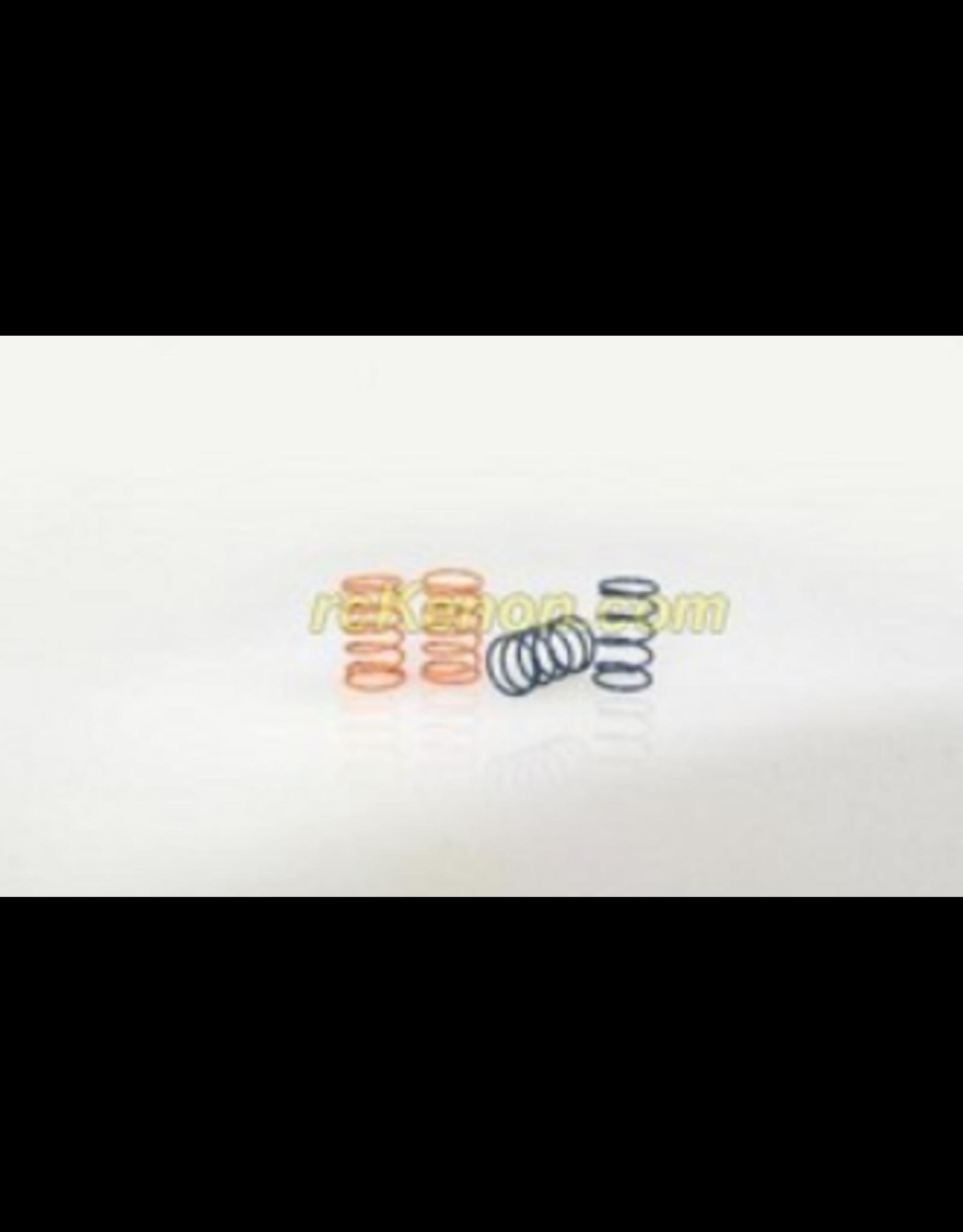 PN Racing PN Racing Mini-Z MR03 Front Suspension Soft Spring Set (2 Pairs) (MR3010S)