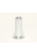 PN Racing PN Racing Flanged Aluminum Disk Damper Post - Silver (MR2064S)