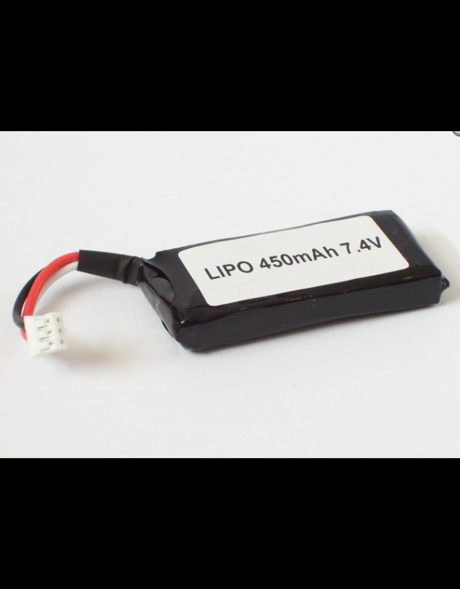 PN Racing JOMUREMA 2S / 7.4V / 25C / 420mAh Lipo Battery
