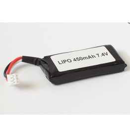 PN Racing JOMUREMA 2S / 7.4V / 25C / 420mAh Lipo Battery