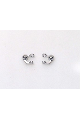 PN Racing PN Racing Mini-Z MR02/03 Double A-Arm Lower Arm Set (Silver)