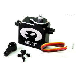 PN Racing EASYLAP High Speed Micro Servo E.T. Black Style (ET011)