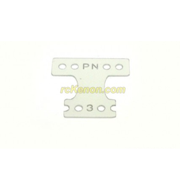 PN Racing Mini-Z MR02MM G10 Fiber Glass T-Plate #3