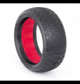 AKA EVO Chainlink 4WD Front ,Clay w/Red Insert:BX (AKA13322CR)