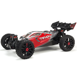 Arrma 1/8 Typhon 4X4 3S BLX Brushless 4WD Buggy (Red) (ARA102722)
