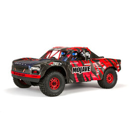 Arrma Mojave 6S BLX 1/7TH Scale Desert Racer Black/Red (ARA106058T2)