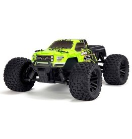 Arrma 1/10 GRANITE 4x4 Mega Brushed Monster Truck RTR, Green (AR102714T1)