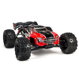Arrma ARRMA 1/8 KRATON 6S BLX Brushless 4WD RTR - Red