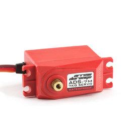 Arrma (AR390136) ADS-7M V2 6.5kg Waterproof Servo Red  (ADS-7M)
